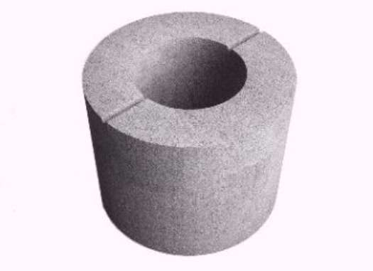 PPMH-250 pyöreä betoninen pilariharkko