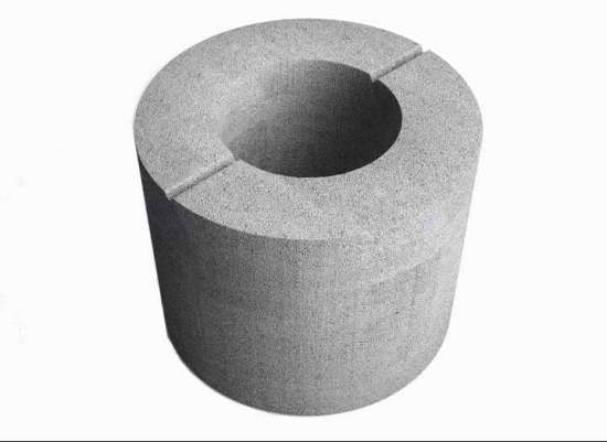 PPMH-250 pyöreä pilari betonista